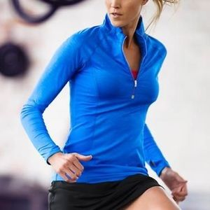 Athleta Candescent Half Zip